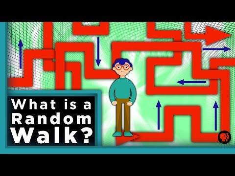 What is a Random Walk? | Infinite Series