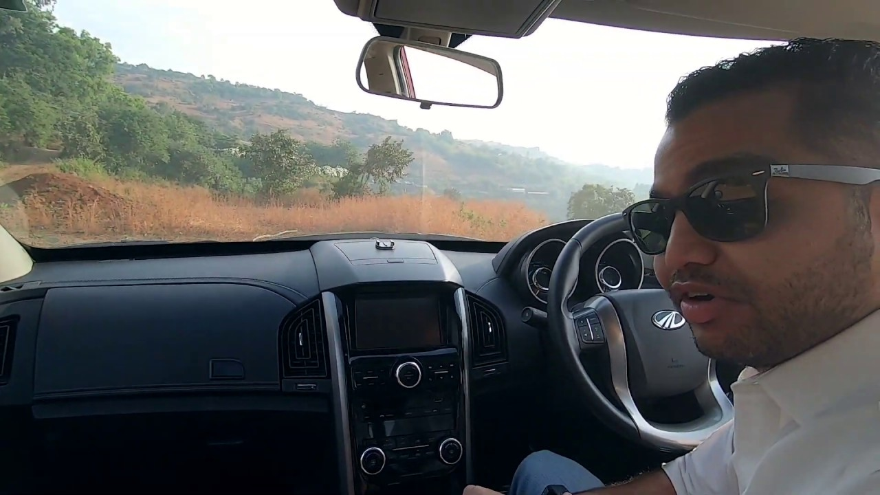 2018 Mahindra Xuv500 W11 Interior Quality Space Hindi