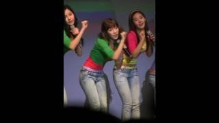[Fancam] SNSD Girl's generation Taeyeon Gee (s.Korea) - HD