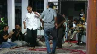 Lively Arabic Gambus Zapin Music and Dance