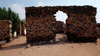 Sulah-e-Hudaibiya  Treaty of Hudaybiyyah صلح الحديبية أثار مسجد الحديبيه بالشميسي طريق مكه القديم