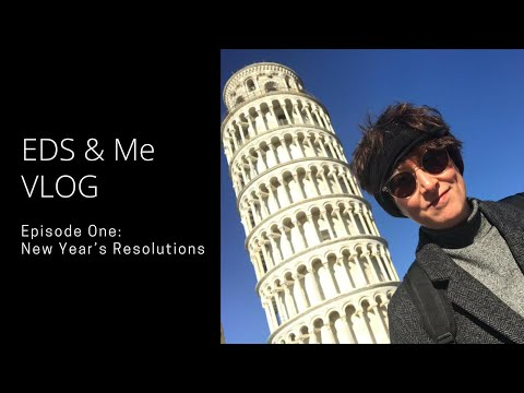 EDS & Me VLOG - Episode One: New Years Resolutions