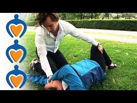 EHBO - Eerste Hulp Bij Bewusteloosheid (de Stabiele Zijligging)