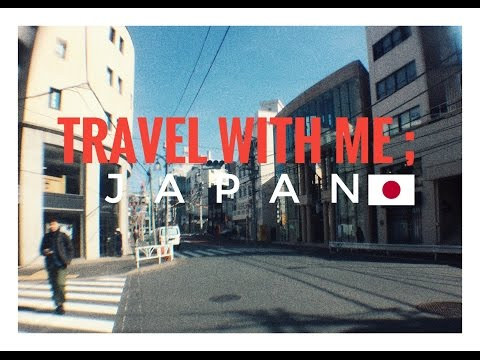 TRAVEL WITH ME: Japan Vlog