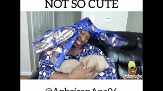 Uncute Baby! - Aphricanace Comedy