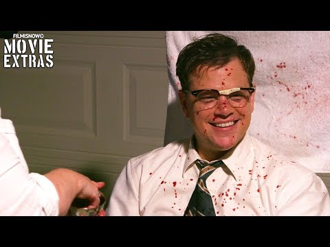 Go Behind the s of Suburbicon 2017