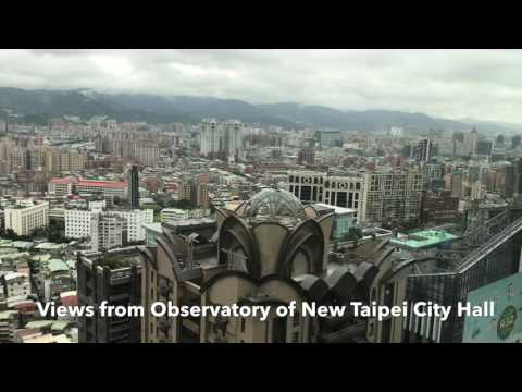 New Taipei City Hall - New Taipei City, Taiwan