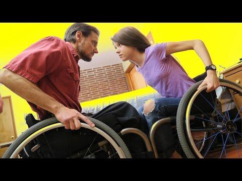 Wheelchair Morning Routine Challenge