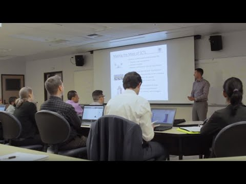 Residency Week in the UW Master of Supply Chain Transportation & Logistics