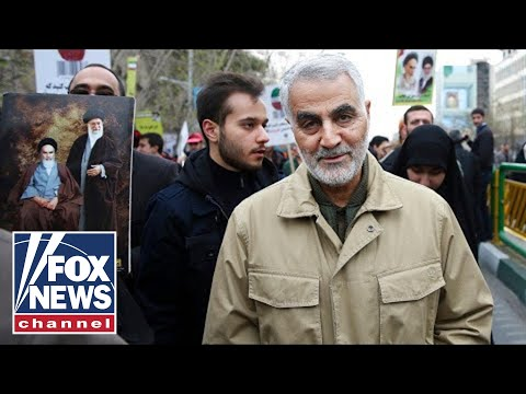 Report: Top Iranian general killed in US air strike on Baghdad