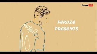 Eden Hazard @hazardeden10 Animation vs Tottenham by @feroze17