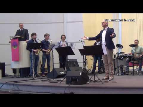 """""""Vreugde Vreugde Louter Vreugde""""  Anders Kerken 26 maart 2017"""