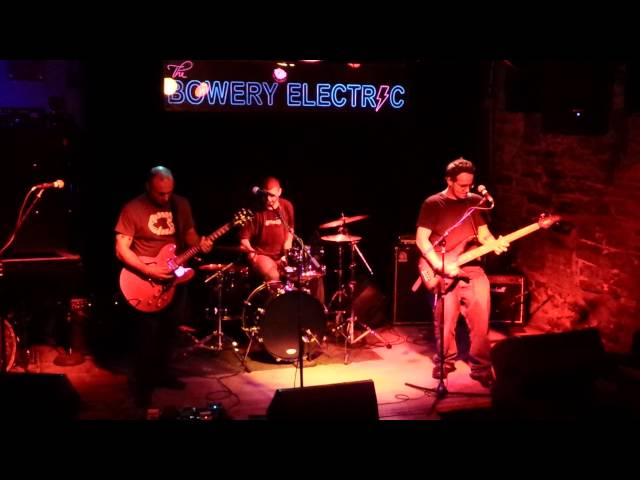 Bradykynin at Bowery Electric 10/6/14