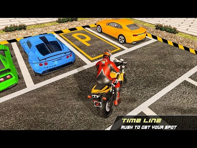 Bike Parking Adventure 3D - Android Gameplay HD