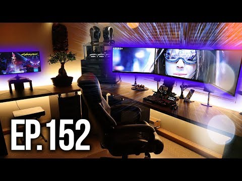 Room Tour Project 152 - BEST Gaming Setups!