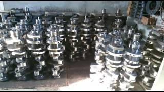 видео Коленчатые валы