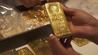 Dubai se convierte en 'El Dorado' de Oriente Medio con el auge del oro