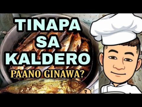 Download PAANO GUMAWA NG TINAPA | TINAPA SA KALDERO | SMOKE FISH