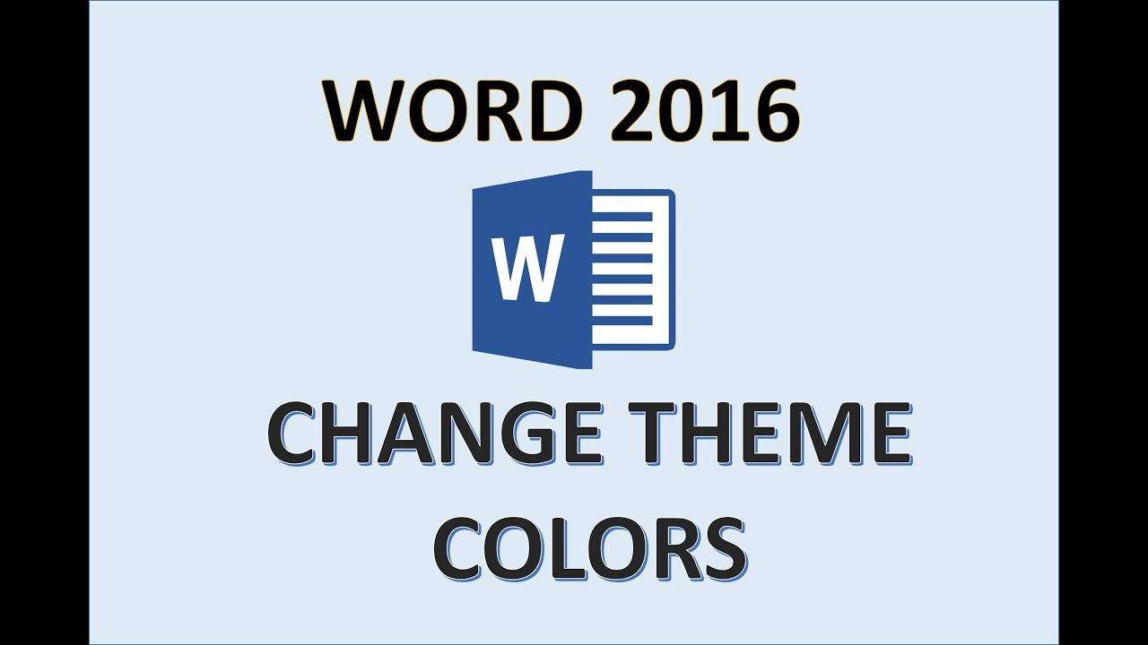 missing themes in word 2013
