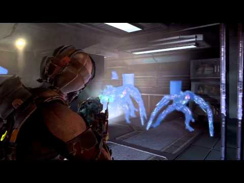 Dead Space 2: Walkthrough - Part 36 [Chapter 14] - Ubermorph - Let