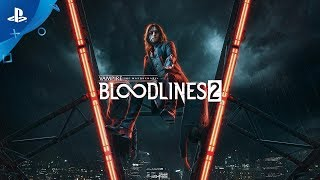 Vampire: The Masquerade - Bloodlines 2 | Announcement Trailer | PS4