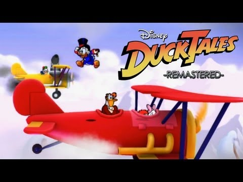 DuckTales Remastered video goes in-depth with the Himalayas