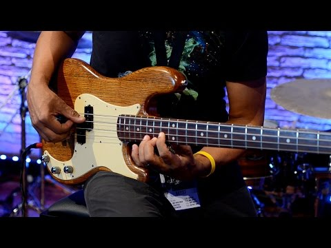 Download Youtube: KAI ECKHARDT - INFINITE SLAP BASS SOLO | BassTheWorld.com
