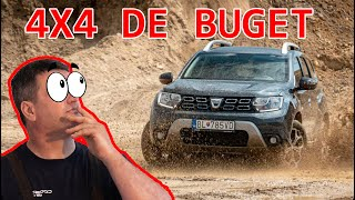 Reparam un Duster (si test OFF-ROAD prin coclauri) 😂😂😂 #103