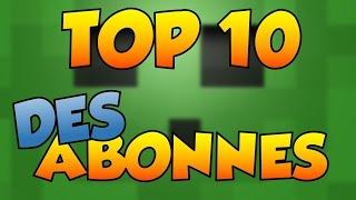 TOP 10 DES ABONNES - LES MEILLEURS SYSTEMES REDSTONE MINECRAFT A SLIME