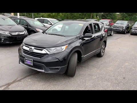 2017 Honda CR-V Downers Grove, Elmhurst, Lisle, La Grange, Westmont, IL P3263
