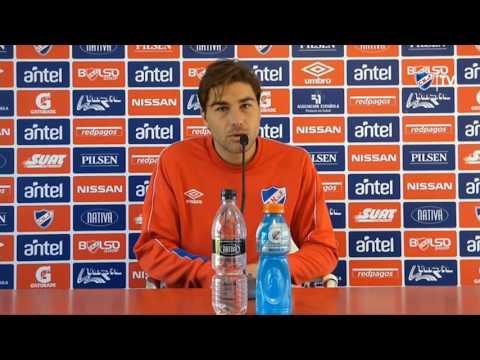 Conferencia de prensa de Rafael García - 11/10/2016