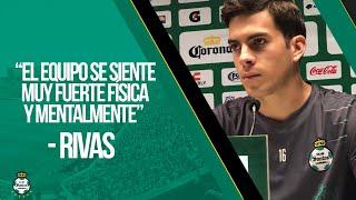 embeded bvideo Rueda de Prensa: Ulises Rivas - 5 de Agosto - Club Santos