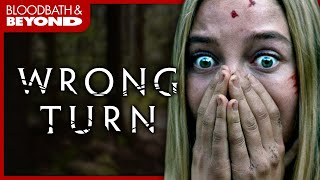 Wrong Turn (2021) - Spoiler Free Movie Review | Wrong Turn 7: The Foundation Thumb