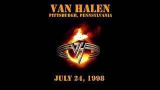 Van Halen - 7/24/98, Pittsburgh, PA. Unreleased Live Album, Soundboard