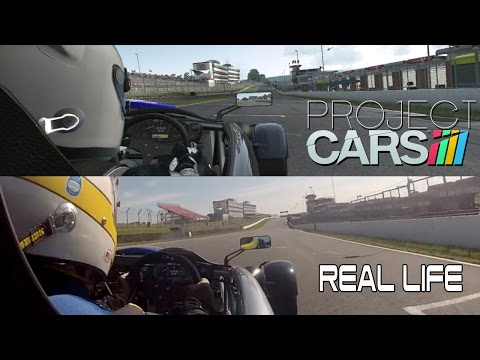 Beyond Reality Project Cars
