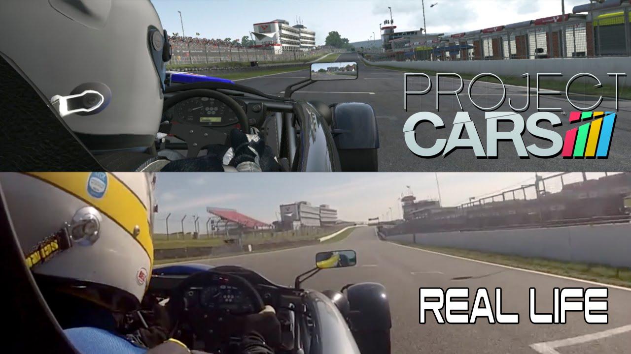 Project CARS: nunca hemos conducido tan cerca de la realidad