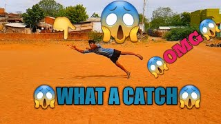 Best heart touching catch |Street cricketer |dont try this