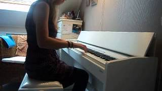 Bianca Willemsen - cover Two Trees from Ludovico Einaudi