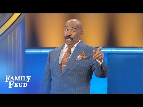 It's a DING-A-LING SING-A-LONG! | Family Feud