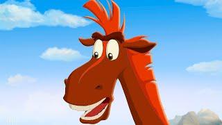 Конь Юлий и большие скачки — Тизер-трейлер (2020)