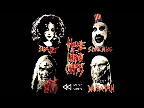 House of 1000 corpses rob zombie lionel richie feat for House music 2003