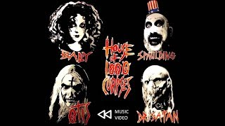 House Of 1000 Corpses   Rob Zombie & Lionel Richie ft Trina - Brickhouse 2003 [Music Video]