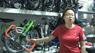 Folding Bicycles in Singapore - The Green Journey
