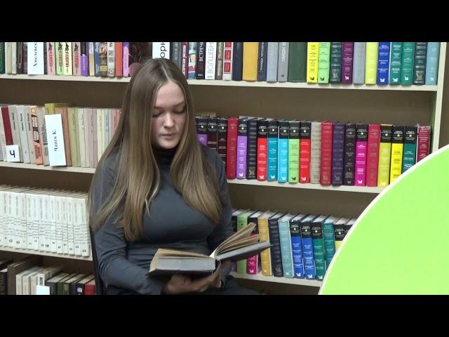 Изображение предпросмотра прочтения – АгатаСмирнихина читает произведение «Я шел среди высоких гор» И.С.Тургенева