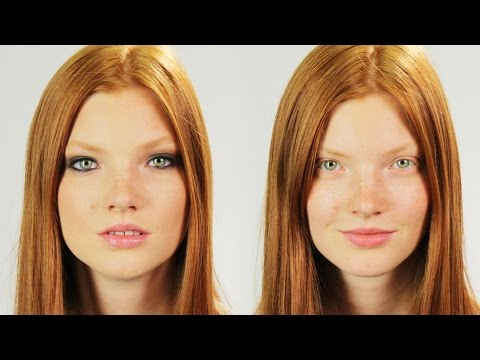Thumbnail: Models Without Makeup