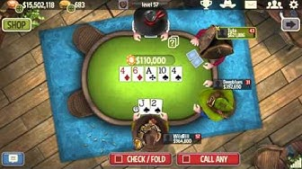 Bluff, bluff, bluff and win in online poker