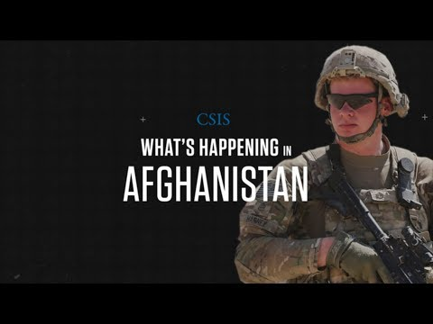 What's Happening in Afghanistan