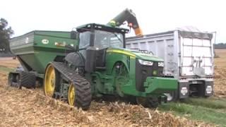 John Deere 8360RT Tractor