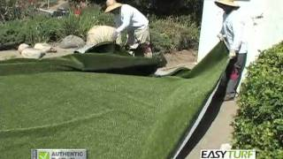 EasyTurf: Install Synthetic Turf Video
