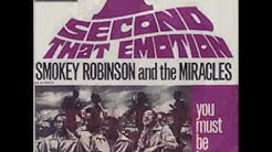 """I Second That Emotion"" by Smokey Robinson & The Miracles"
